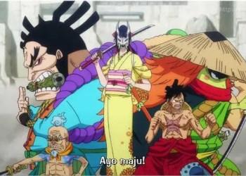 One Piece épisode 950 - Streaming