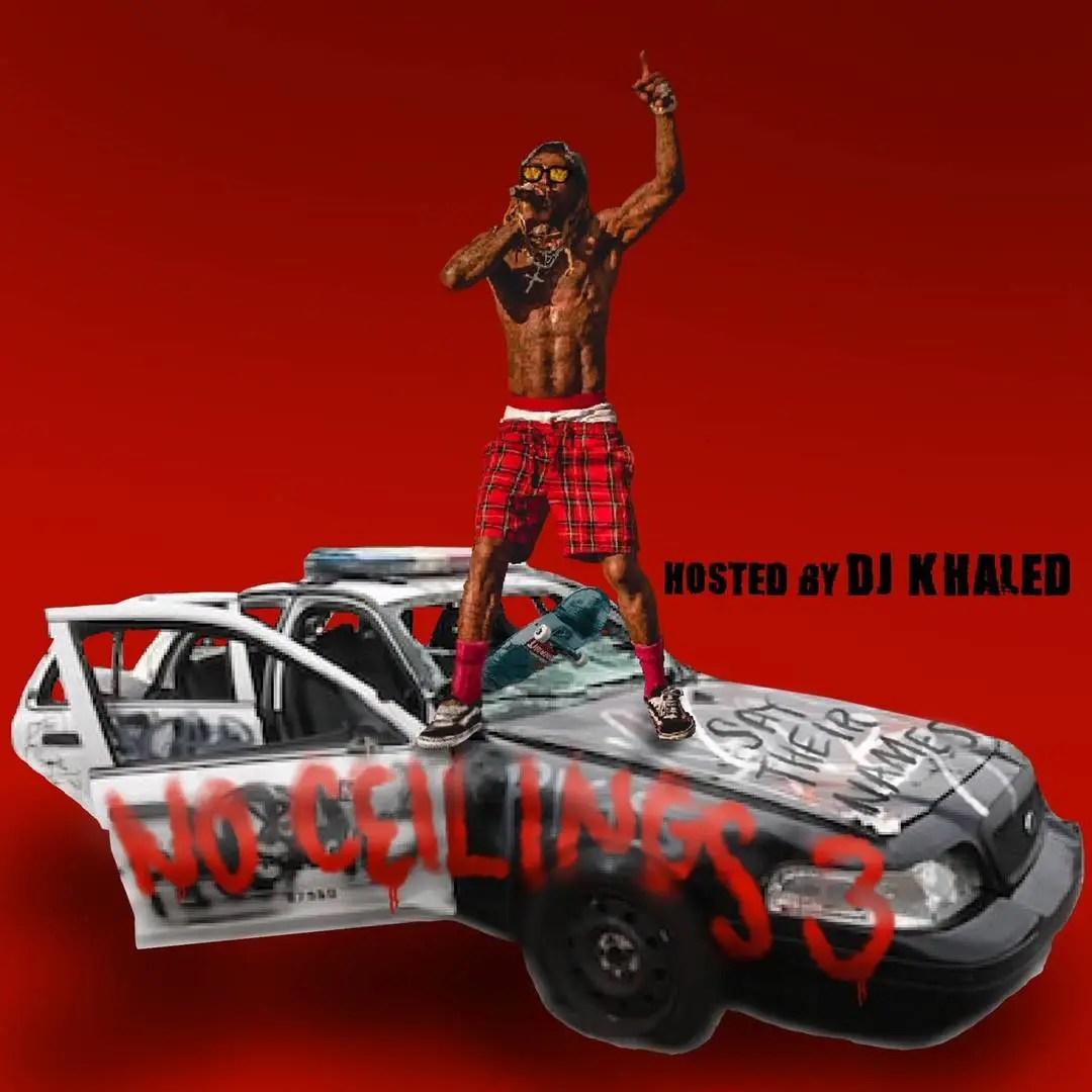 """DJ Khaled dévoile en exclu une collab de Lil Wayne et Drake pour """"NO CEILINGS 3"""""""