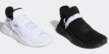 "Le Pharrell x adidas NMD Hu ""Black"" sort la semaine prochaine"