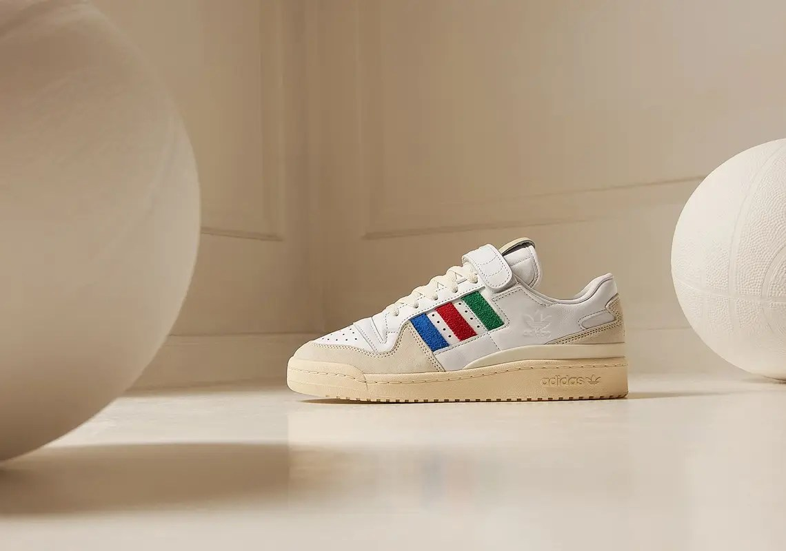 "END x adidas Forum Low ""Friends And Forum"""