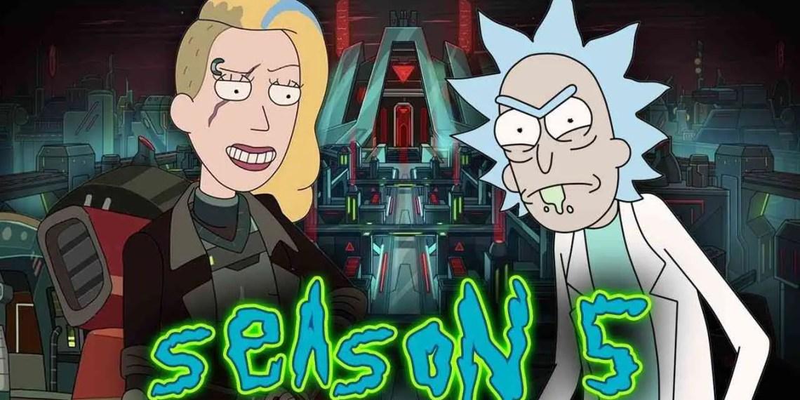 La saison 5 de Rick et Morty est en cours de réalisation, selon Dan Harmon