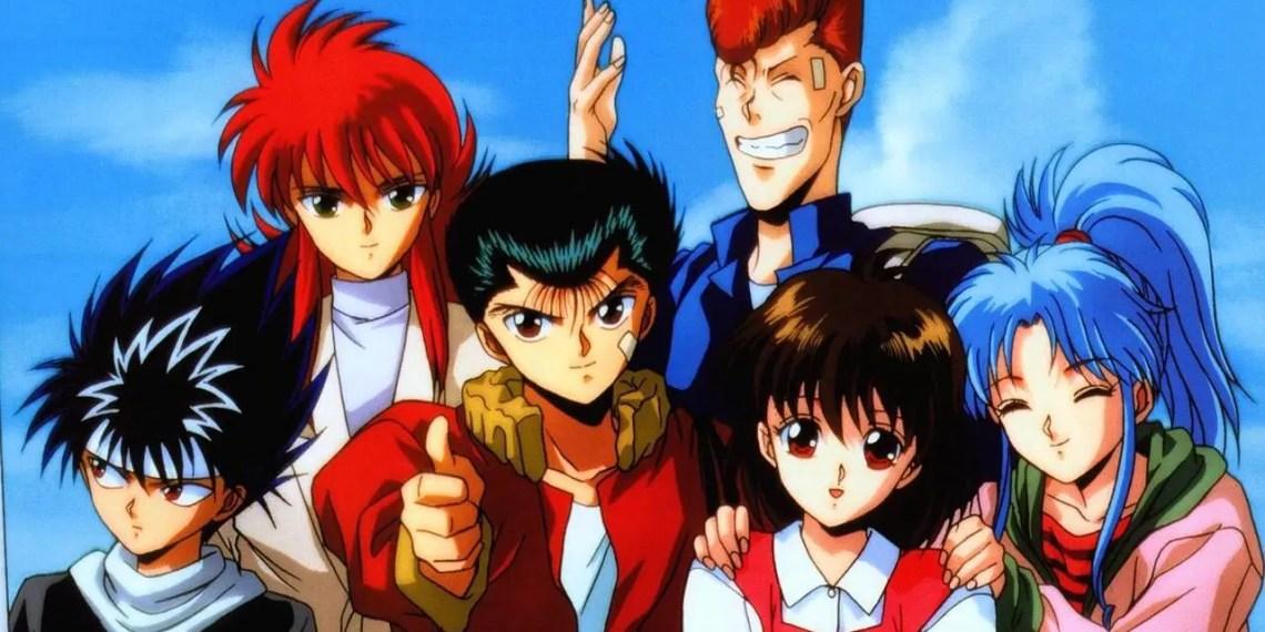 Netflix va produire un Live action de Yu Yu Hakusho le manga des années 90