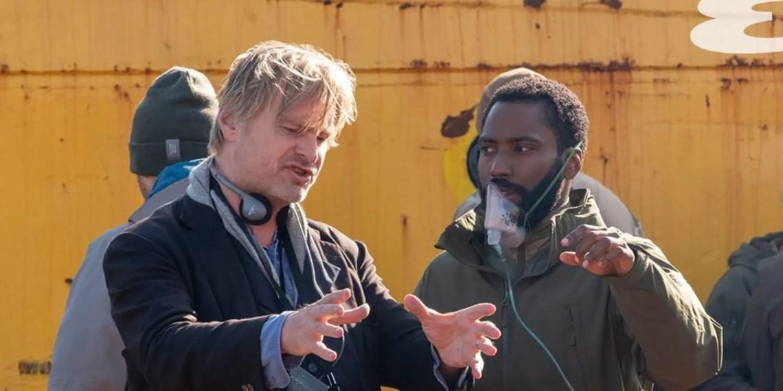"""Christopher Nolan estime que le nouveau deal de HBO Max et Warner Bros est """"un grand danger""""."""