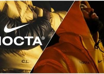 La collection Drake x Nike NOCTA officiellement révélée