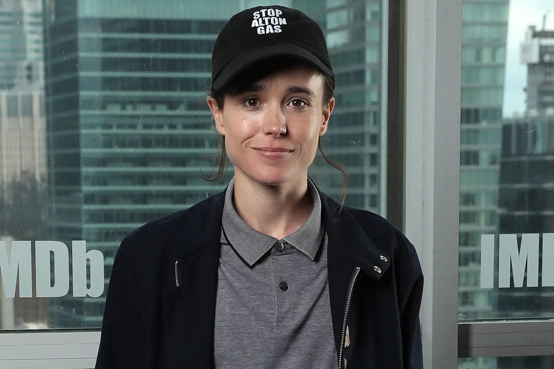 Elliot Page a fait son coming-out Transgenre — The Umbrella Academy