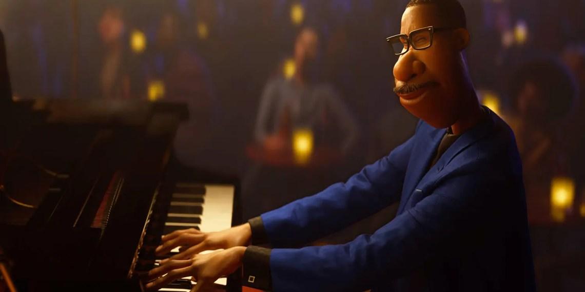Soul ; le dernier film en date des studios Pixar et également le premier mettant en avant un personnage principale noir.