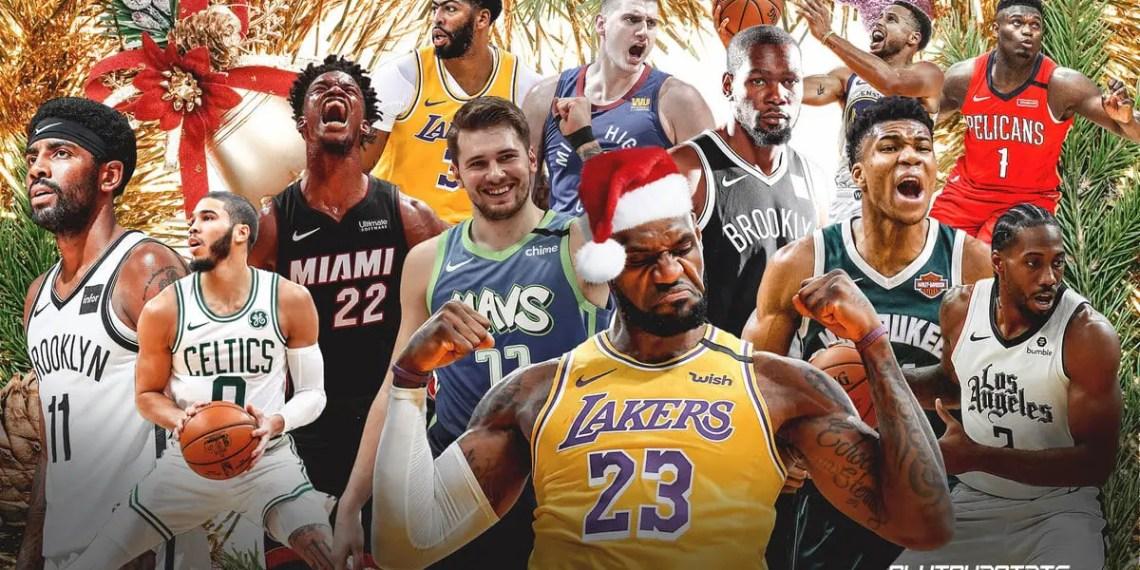 Regarder le NBA Christmas Day en streaming - Programmes, Horaires ...