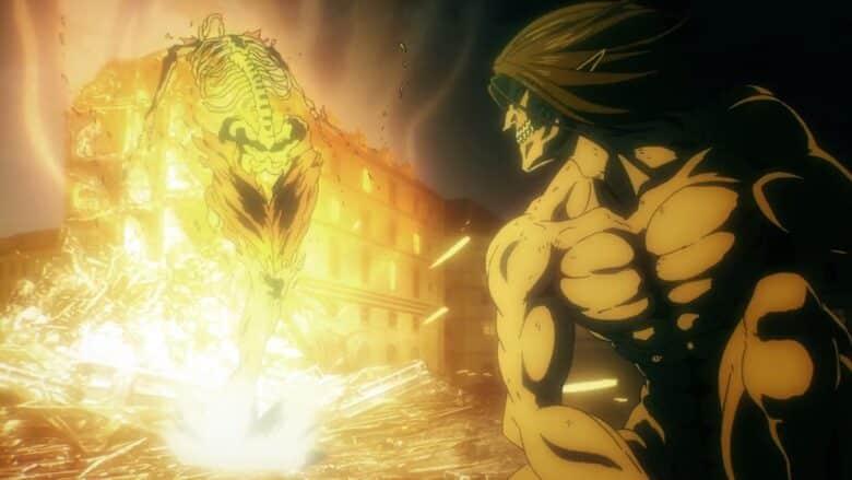 L'attaque des Titans (Shingeki no Kyojin) Saison 4, épisode 7 - streaming
