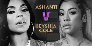 Verzuz avec Keyshia Cole et Ashanti