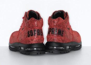 Découvrez la nouvelle collab Nike x Supreme !