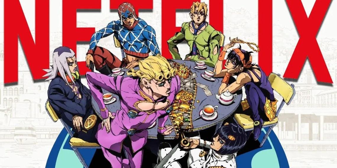 Netflix dévoile le spin off du manga Jojo's Bizzare Adventure