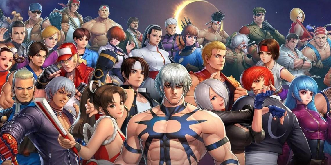 Le jeu King Of Fighters sortira en 2021 !