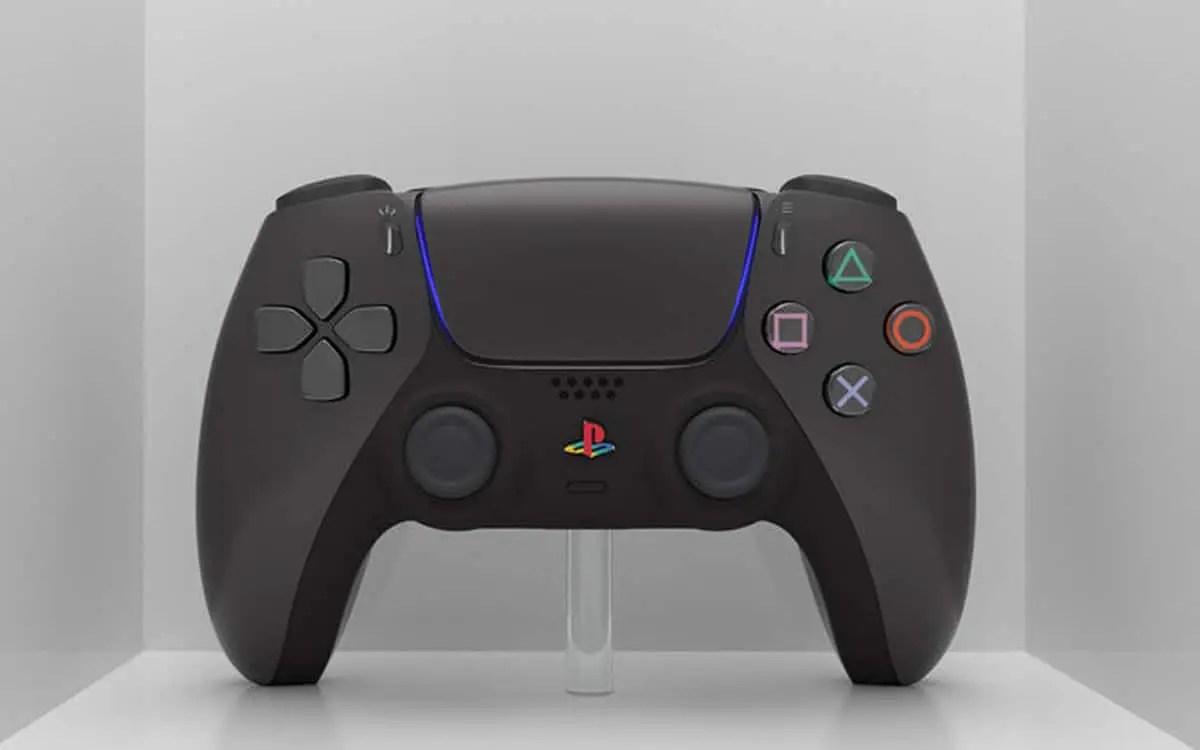 Manette Dual Sense de la Play Station 5 Noire