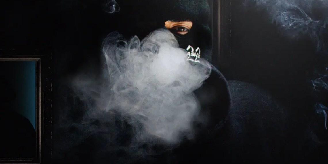 Ashe 22 dévoile la cover de sa prochaine mixtape : « Ashe Tape vol.3 »