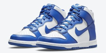 "Nike Dunk High ""Game Royal"" Premier aperçu de la prochaine édition"