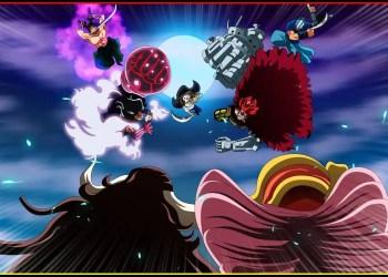 One Piece Scan / Chapitre 1003 : La nouvelle forme de Luffy ?