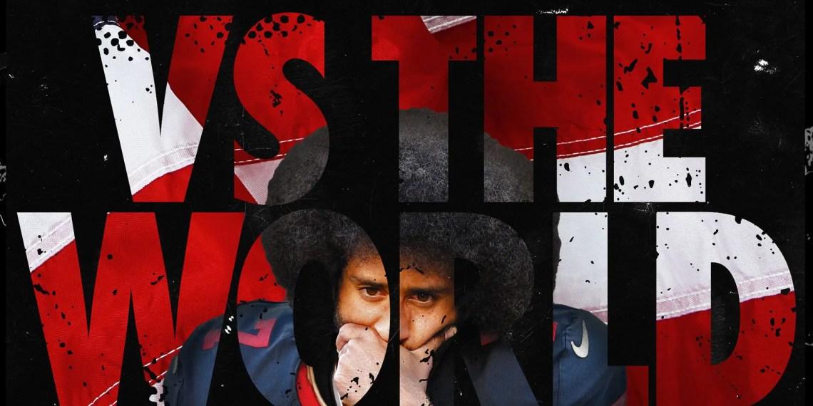 """Colin Kaepernick Vs the World"" : le documentaire Snapchat dévoile sa bande annonce"
