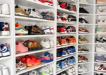 Les 10 Sneakers les plus vendues de 2020