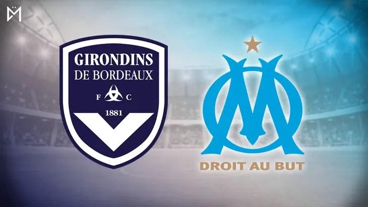 Regarder Bordeaux et OM en streaming live