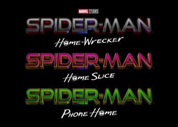 """Découvrez les 1ères images de Tom Holland, Zendaya et Jacob Batalon dans """"Spider-Man 3""""."""
