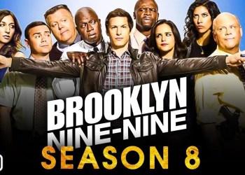 Brooklyn Nine-Nine saison 8 streaming - la saison finale reportée !
