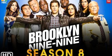 Brooklyn Nine-Nine saison 8 streaming - la saison finale reportée !