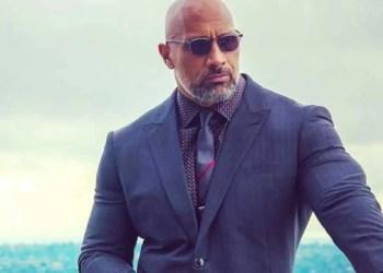 """Dwayne """"The Rock"""" Johnson dit qu'il envisage de se présenter aux élections présidentielles"""