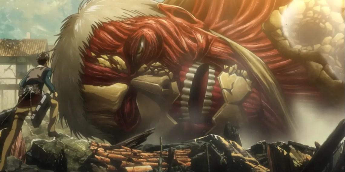 Shingeki no kyojin l'Attaque des Titans Saison 4 Épisode 10 streaming