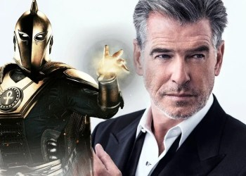 """Pierce Brosnan sera le Docteur Fate super-héros de DC pour le casting de """" Black Adam """""""