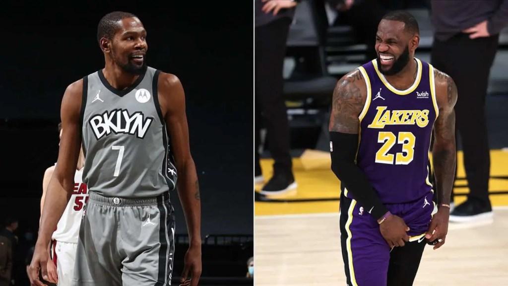 NBA All-Star 2021 :  Team LeBron vs Team Durant