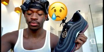 """Nike poursuit la société qui les fabrique la société qui fabrique les """"Satan Shoes"""" de Lil Nas X"""