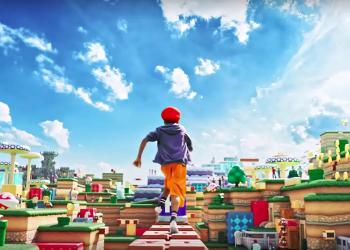 Le Super Nintendo World ouvre ses portes au Japon