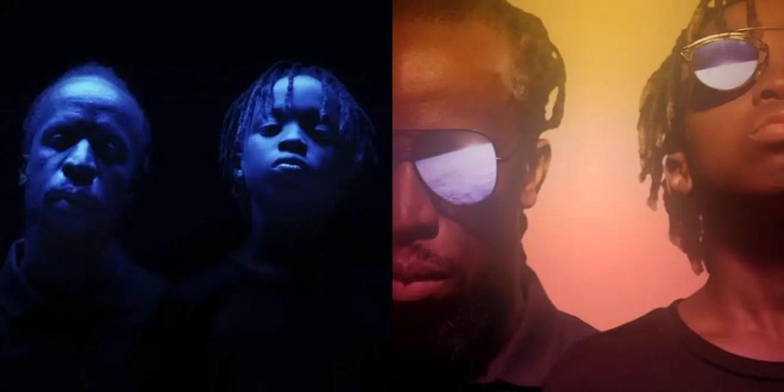 """Youssoupha rend hommage à Niska, NTM , PNL ... avec son fils, dans """"Solaar pleure"""""""