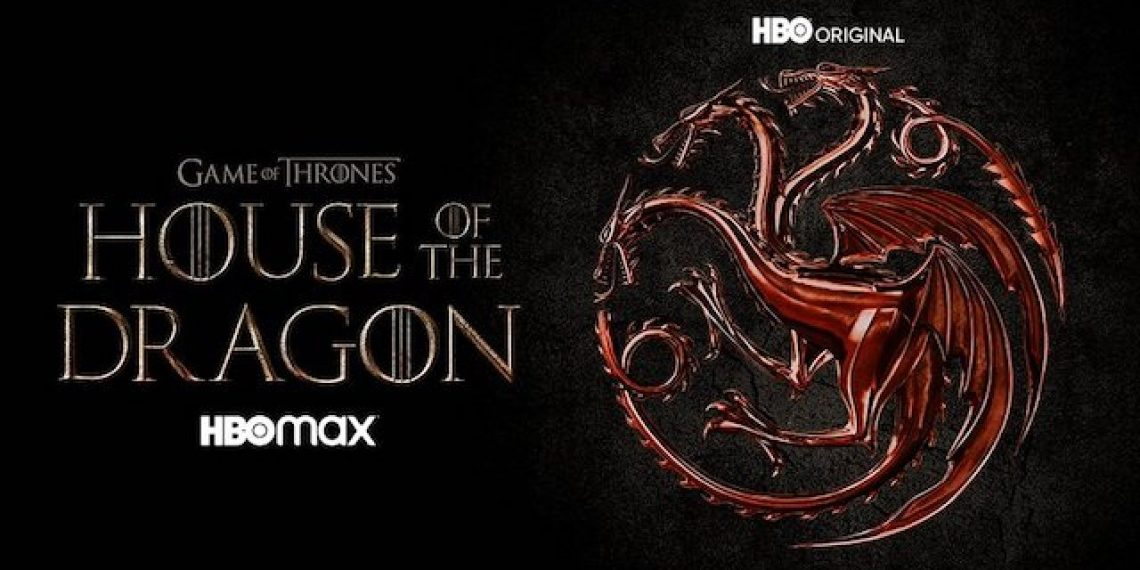 """""""Game Of Thrones House Of The Dragon"""" : démarrage du tournage."""