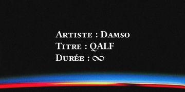 Damso QALF INFINITY - Album à télécharger !
