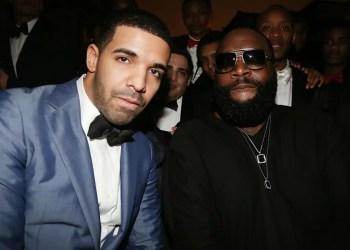 Rick Ross relance les rumeurs d'un album commun avec Drake.