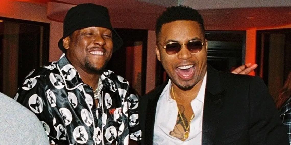 """Pour le clip """"EPMD"""", Nas et Hit-Boy recréent les pochettes des albums d'EPMD"""