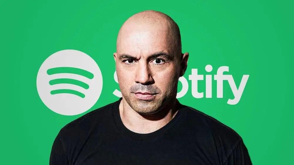 """Spotify continue de supprimer les épisodes de """"Joe Rogan Experience""""."""
