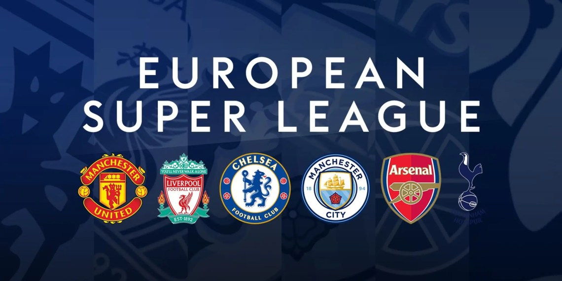 Barcelone, Man United, Real Madrid... confirment qu'ils rejoignent la Super League