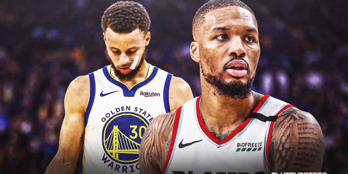 Pour Damian Liliard Stephen Curry ne peut pas être le MVP cette saison