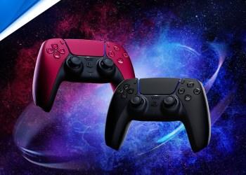 Sony sort enfin les manettes PS5 DualSense noires ... et rouges !