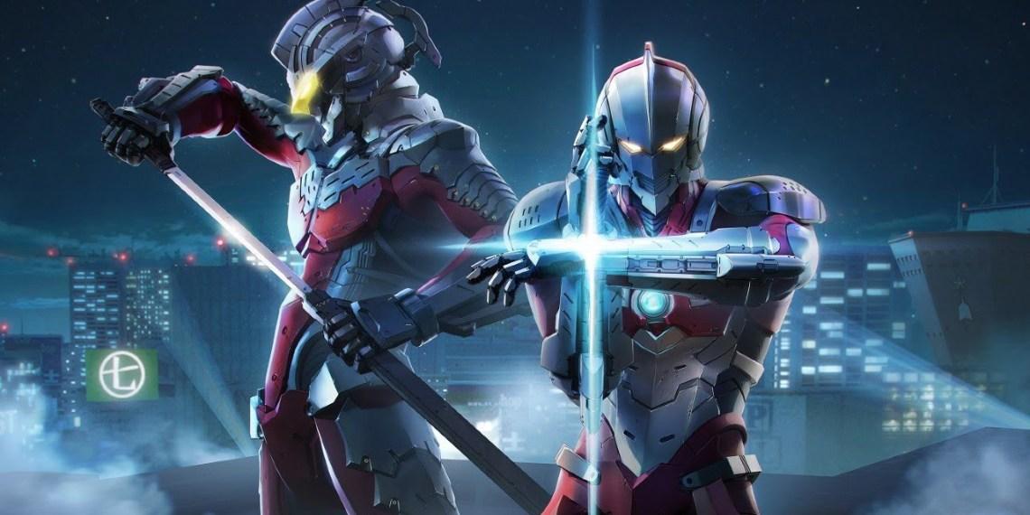Netflix et son nouveau film d'animation Ultraman original
