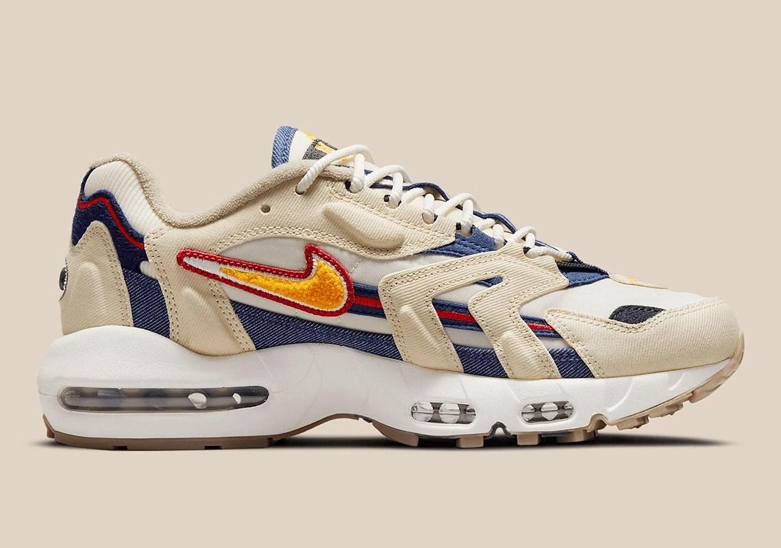 Nike frappe fort avec le retour de la Air Max 96 II