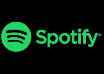 Spotify logo podcast