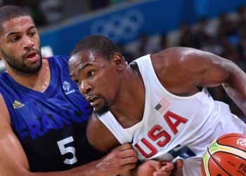 Kevin Durant revient cet été pour disputer le JO de Tokyo