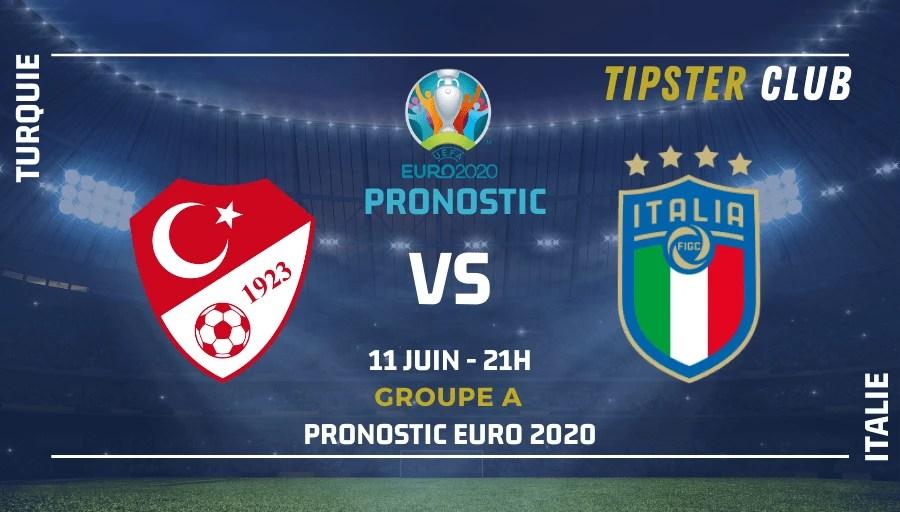 Euro 2021: Regarder Italie-Turquie en streaming