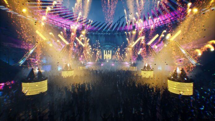 La marque AT&T organise plusieurs concerts à l'occasion des finales de conférence NBA