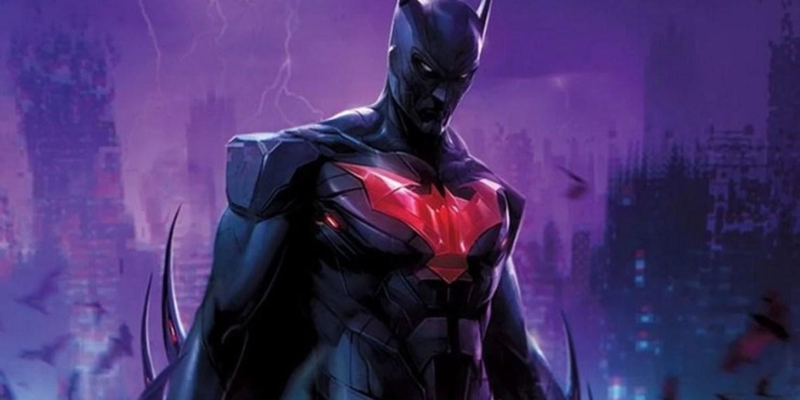 DC relance sa série de comics: Batman Beyond