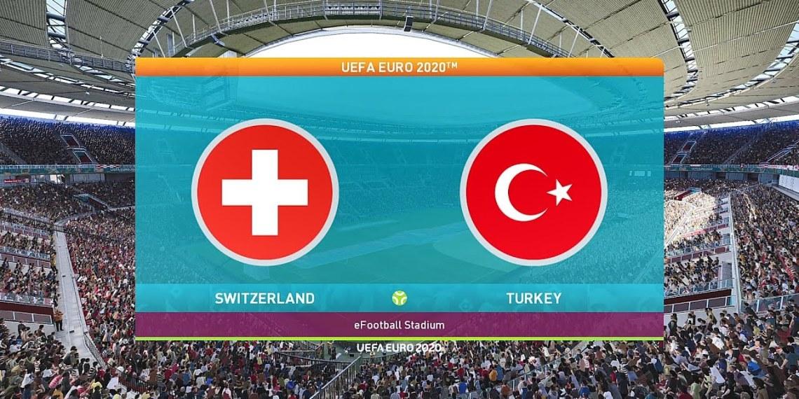 Euro 2021 : Regarder Suisse - Turquie en streaming live !