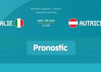 EURO 2021 Italie - Autriche : Regarder le match en streaming live.